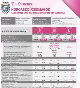 Horgasz-T-System mobil-telefon előfizetés