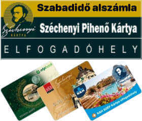 Széchenyi-pihenő-kártya szabadidő