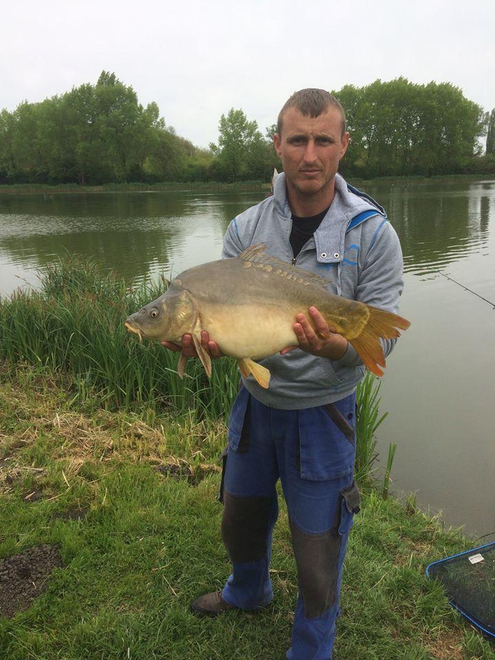 Ponty-Szaszko-lacko Borbála horgásztó