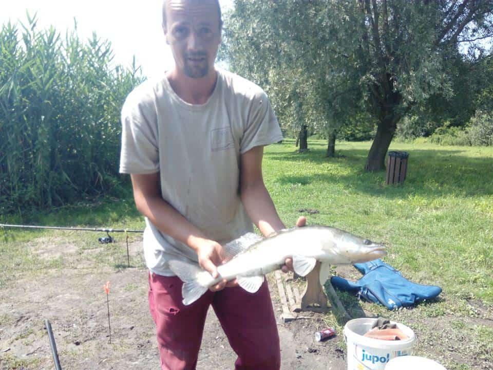 Süllő Horgásztó Borbála 14
