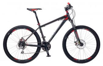 Újrahasznosított kerékpár alu